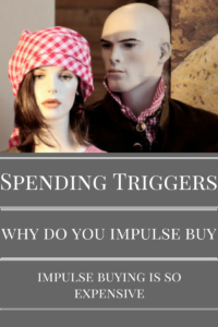 impulse spending spending triggers what causes that