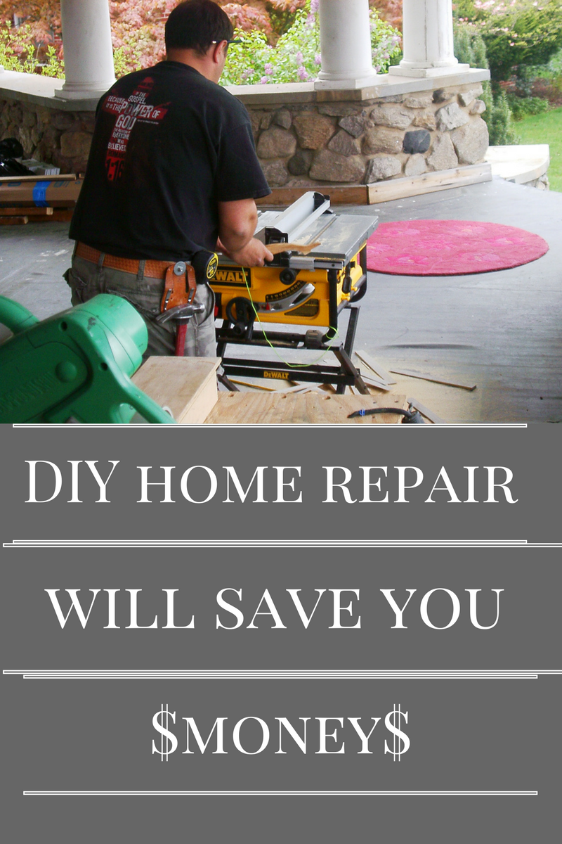Do it yourself home repairs diy home repairs the art of frugal living diy home repairs will save you a ton of money solutioingenieria Gallery