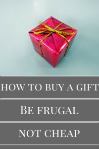 how to buy a gift