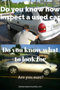 inspect used car