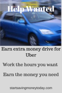 Drive Uber money