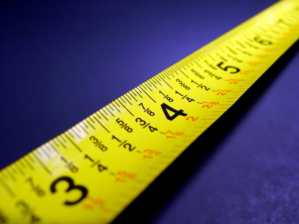 Setting personal Goals you need measurable